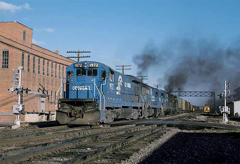 Crazy for Conrail