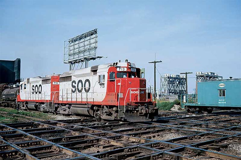 Looking Back at the Soo Line