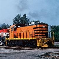 Railfanning G&W at Retsof