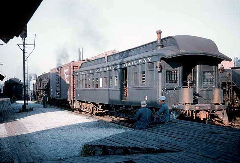 Sydney & Louisburg Railway