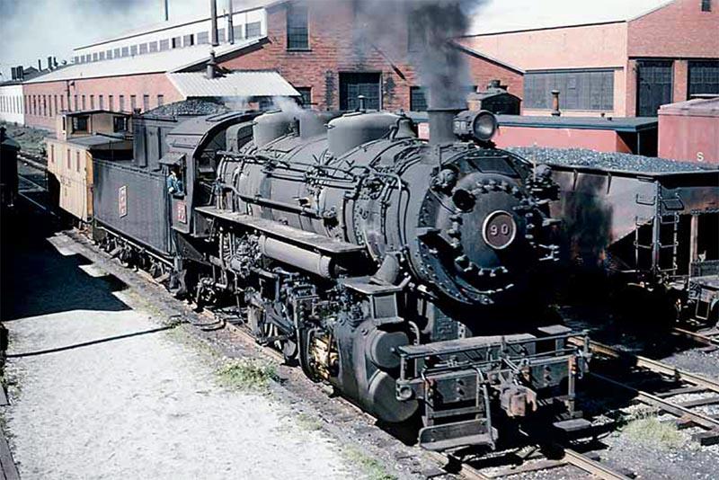 Sydney & Lousiburg Railway
