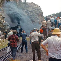 Narrow Gauge Fantrips of the 1960s