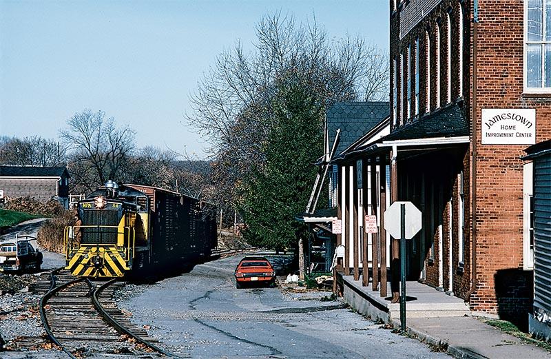 Ma & Pa Railroad