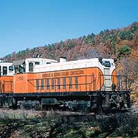 Arkansas & Ozarks Railway