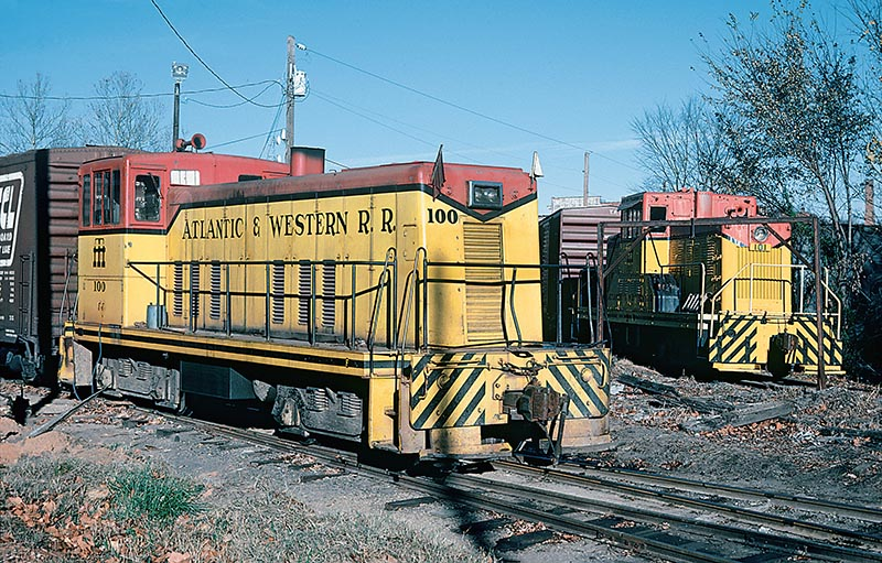 Atlantic & Western Railroad