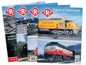 Trains & Railroads of The Past