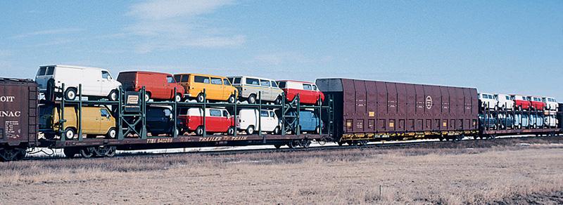 Freight Car Frenzy