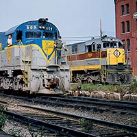 Binghamton: A Railfan's Perspective